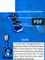 Handout TFSSL Drugs Stability Evaluation