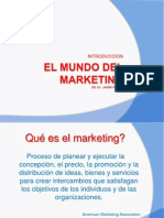 El Mundo Del Marketing 1