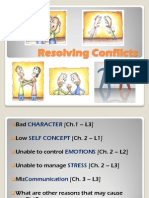 ch  3 lesson 4 conflict resolution