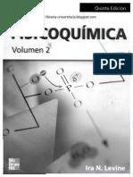 2 Fisicoquímica Vol. 2 - 5ta Edición - Ira N. Levine