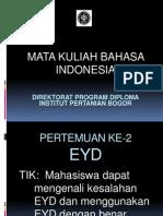 Presentasi EYD