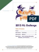 Nature's Fury Challenge