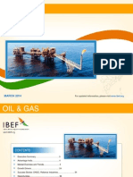 Oil and Gas March 2014
