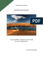 Plan Diocesano 2014-2015