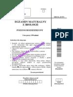 Matura 2007 - biologia - poziom rozszerzony - odpowiedzi do arkusza (www.studiowac.pl)