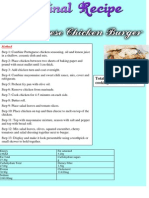 final design page