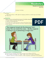 Fourth and Fifth Grade Comprhension Vocabulary Part 4
