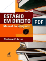 Manual Do Estagiario