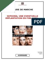 69433727 Etude de Marche Sephora