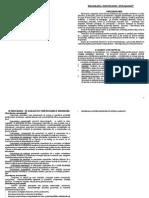 Curriculum La PEDAGOGIE Treapta Primara