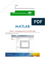 MATLAB Course - Part 1