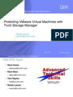 Protecting VMware TSM