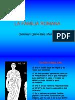III La Familia Romana