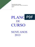 Plano de Curso 2012 Fundam