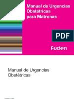 Manual Urgencias Obstetricas