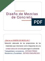 Diseño de Mezclas 1