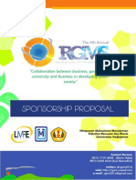 Proposal Sponsorship RGMS 2014