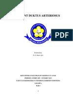 Patent Duktus Arteriosus
