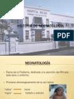 Historia de Neonatología