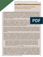 Suárez Drogas y Geopolítica en El Hemisferio Occidental