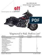 Arnott Motorcycle Air Suspension for Bagger