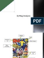 DJ Mag Analysis