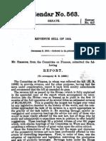 Senate Report 65-617