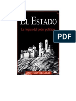 De Jasay Anthony - El Estado