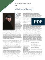 Dave Hickeys Politics of Beauty
