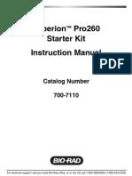 Instructions Starter Kit