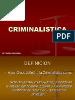 Criminalistica Fund