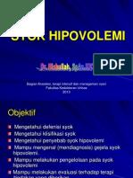 Syok Hipovolemi