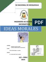 Ideas Morales