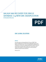 h8511 Backup Recovery Oracle Deduplication Wp