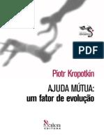 Anarquista Ajuda Mútua Um Fator de Evolução Piotr Kropotkin