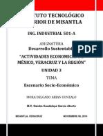 Actividades económicas de México.docx