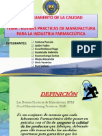 Bpm Farmacéuticos