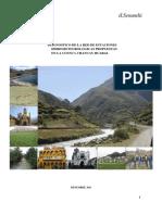 Diagnostico Redes Hidrometerologicas Chancay Huaral Texto 19-12-2011