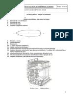 Estructura Del Buque Actividades Tema Introduccion