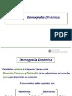 Demografía Dinámica