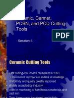 Ceramic Ceremet PCBN and PCD