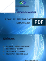 Plan D_installation de Chantier Ppt