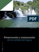 Preservacion Calidad Agua
