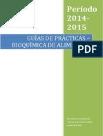 Guias de Prácticas Bioquimica
