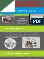 Educación y Museos