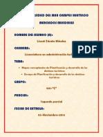 SEGUNDO PARCIAL ESPACIO TURÍSTICO LIZZET ZARÁTE MÉNDEZ 901-C