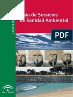 Guia de Servicios de Sanidad Ambiental (JUNTA de ANDALUCIA)