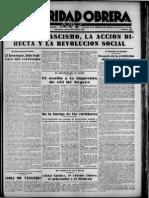 Solidariad Obrera 19331026