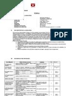 Microeconomía II Salgado - Sem I - 2014