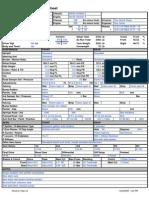 Setup by Topic PDF